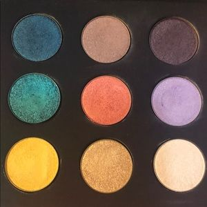 Makeup forever 9 palette volume 3